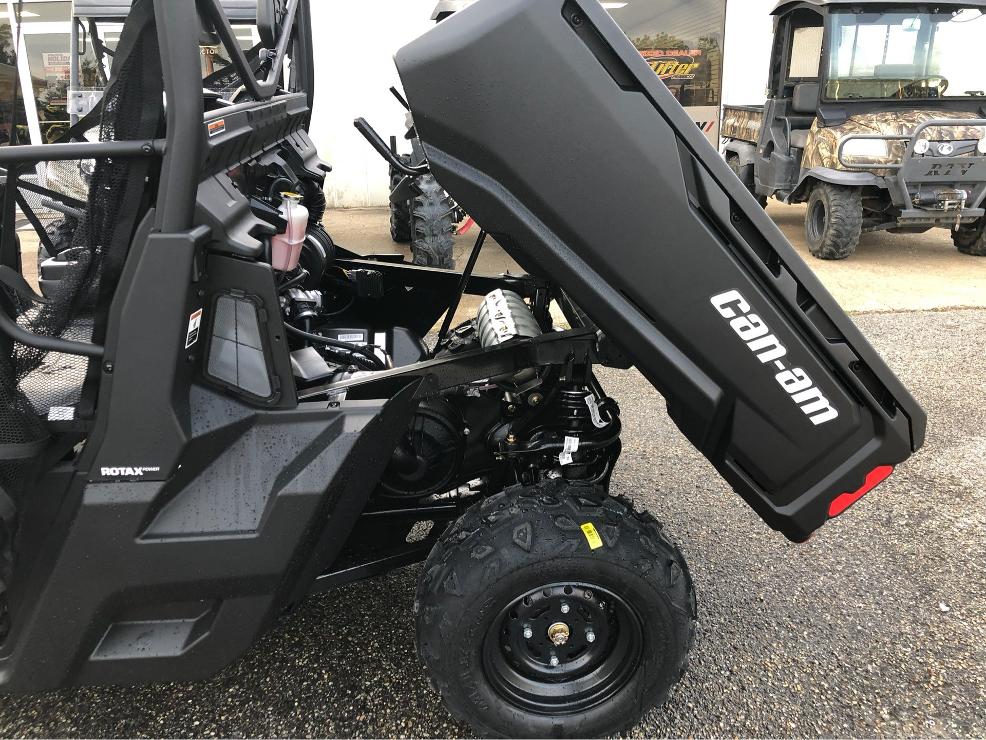 2019 Can-Am Defender HD5 in Saucier, Mississippi