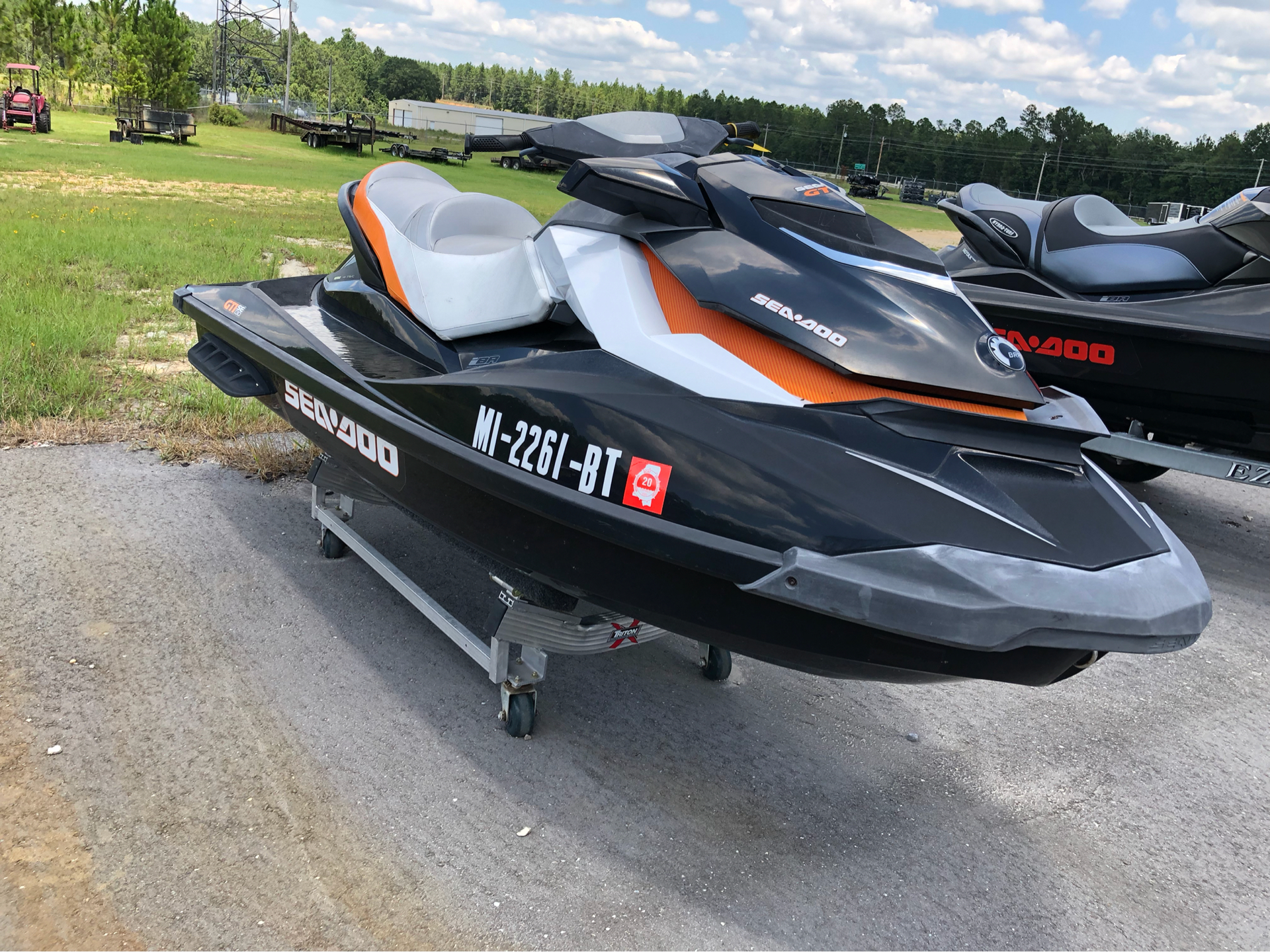 2011 Sea-Doo GTI™ SE 130 in Saucier, Mississippi - Photo 1