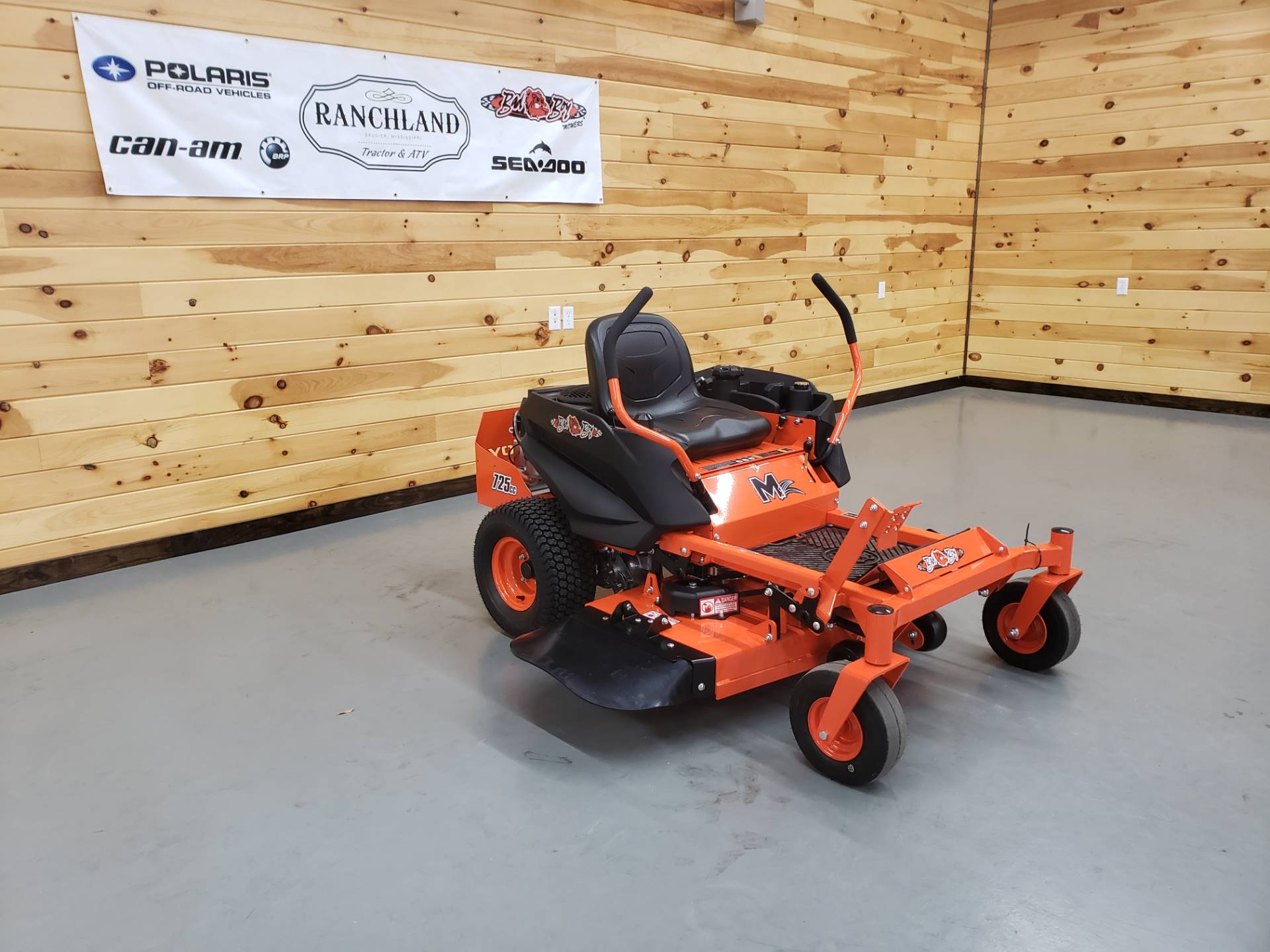 "2019 Bad Boy Mowers MZ 42"" Kohler KT725 in Saucier, Mississippi - Photo 2"
