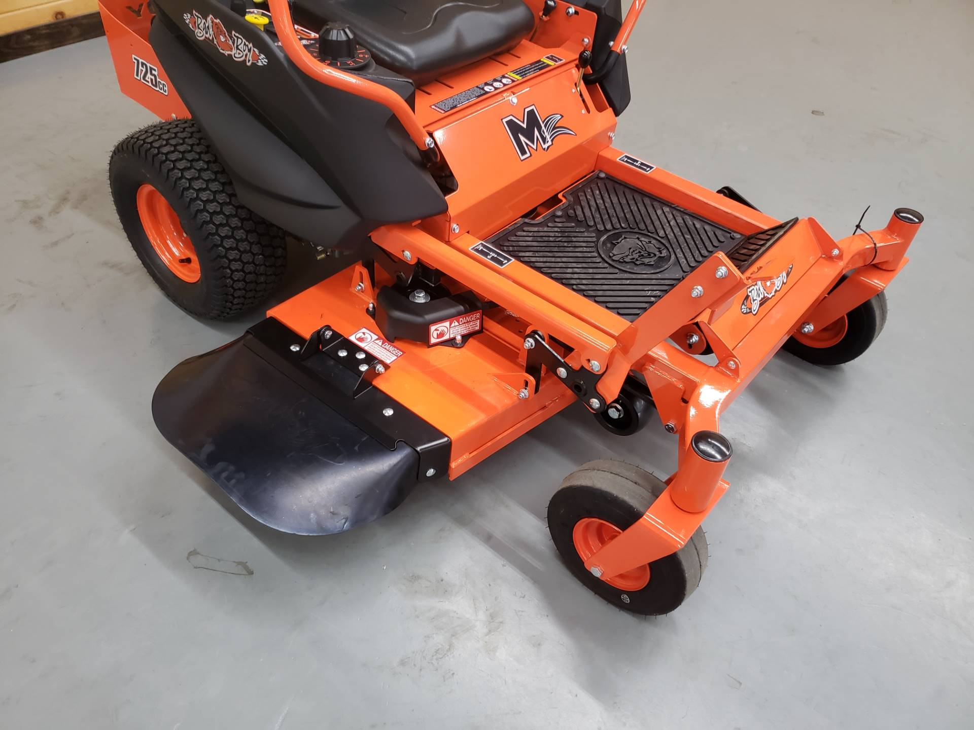 "2019 Bad Boy Mowers MZ 42"" Kohler KT725 in Saucier, Mississippi - Photo 5"