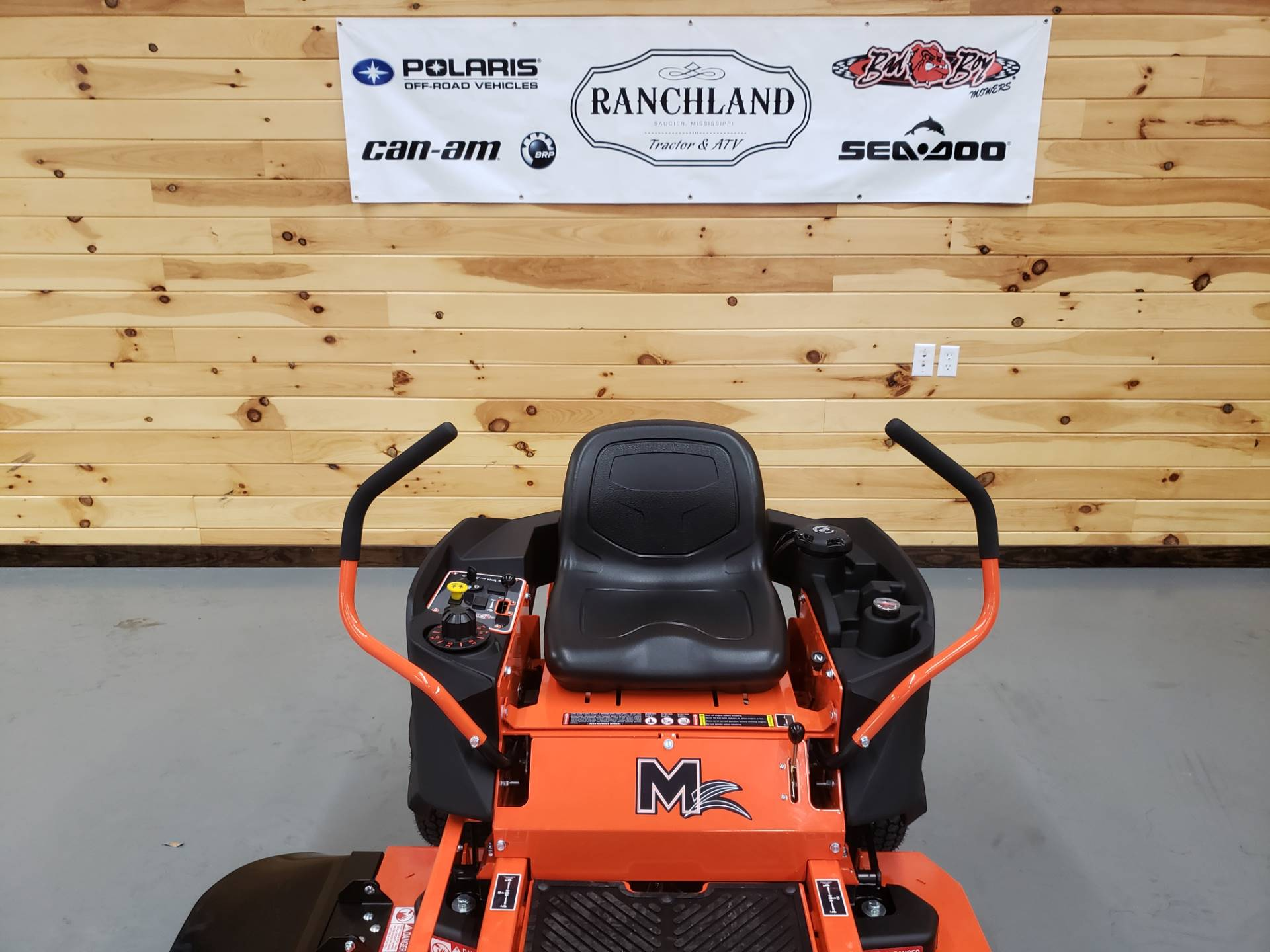"2019 Bad Boy Mowers MZ 42"" Kohler KT725 in Saucier, Mississippi - Photo 6"