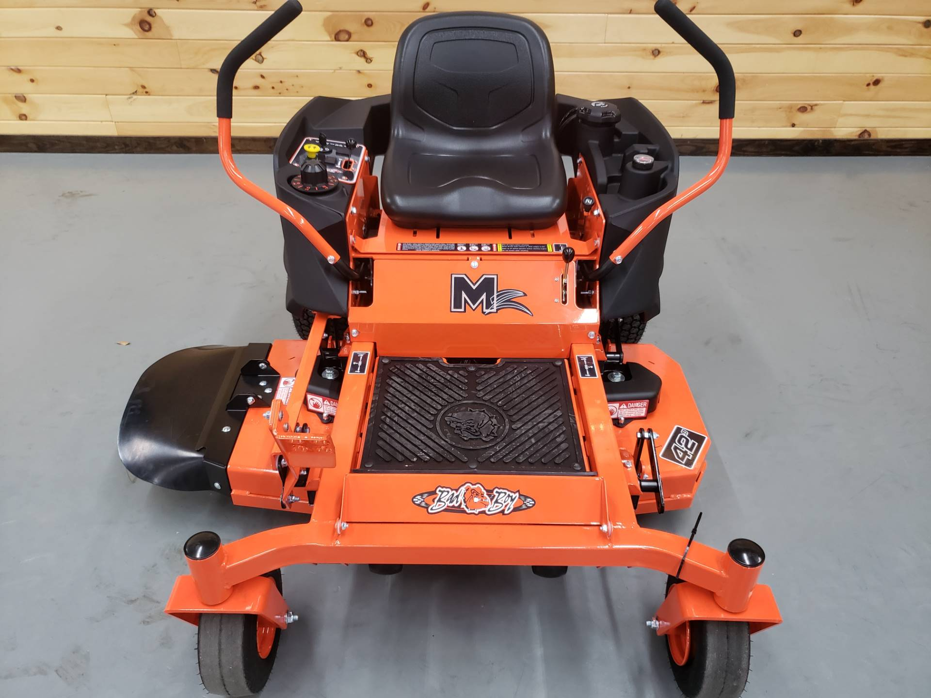 "2019 Bad Boy Mowers MZ 42"" Kohler KT725 in Saucier, Mississippi - Photo 7"