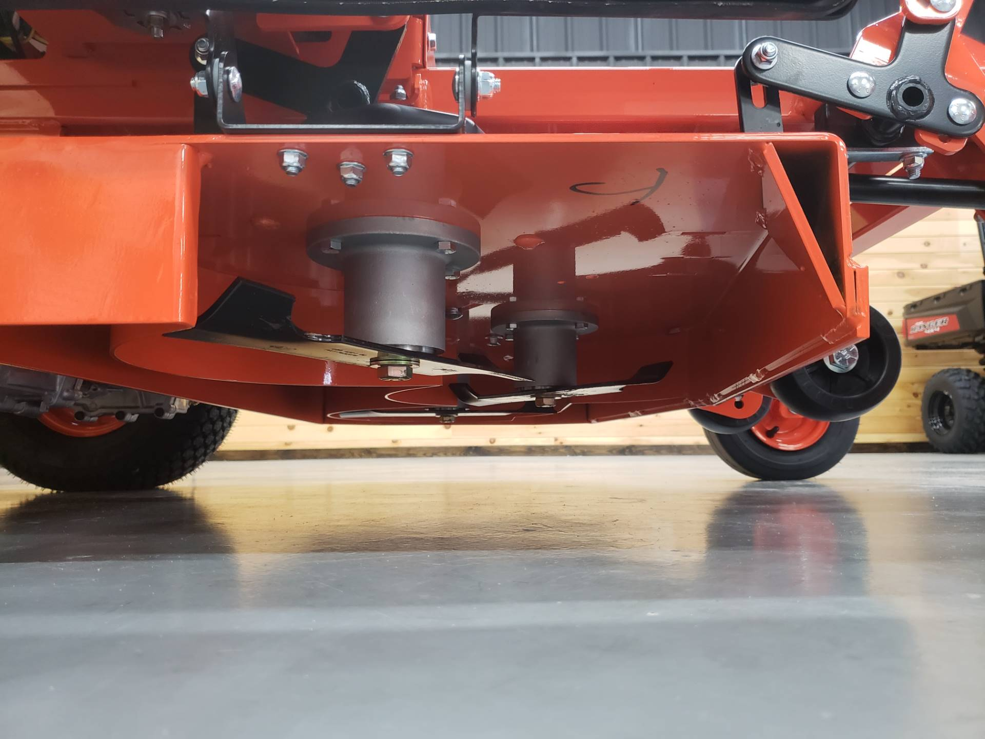 "2019 Bad Boy Mowers MZ 42"" Kohler KT725 in Saucier, Mississippi - Photo 13"