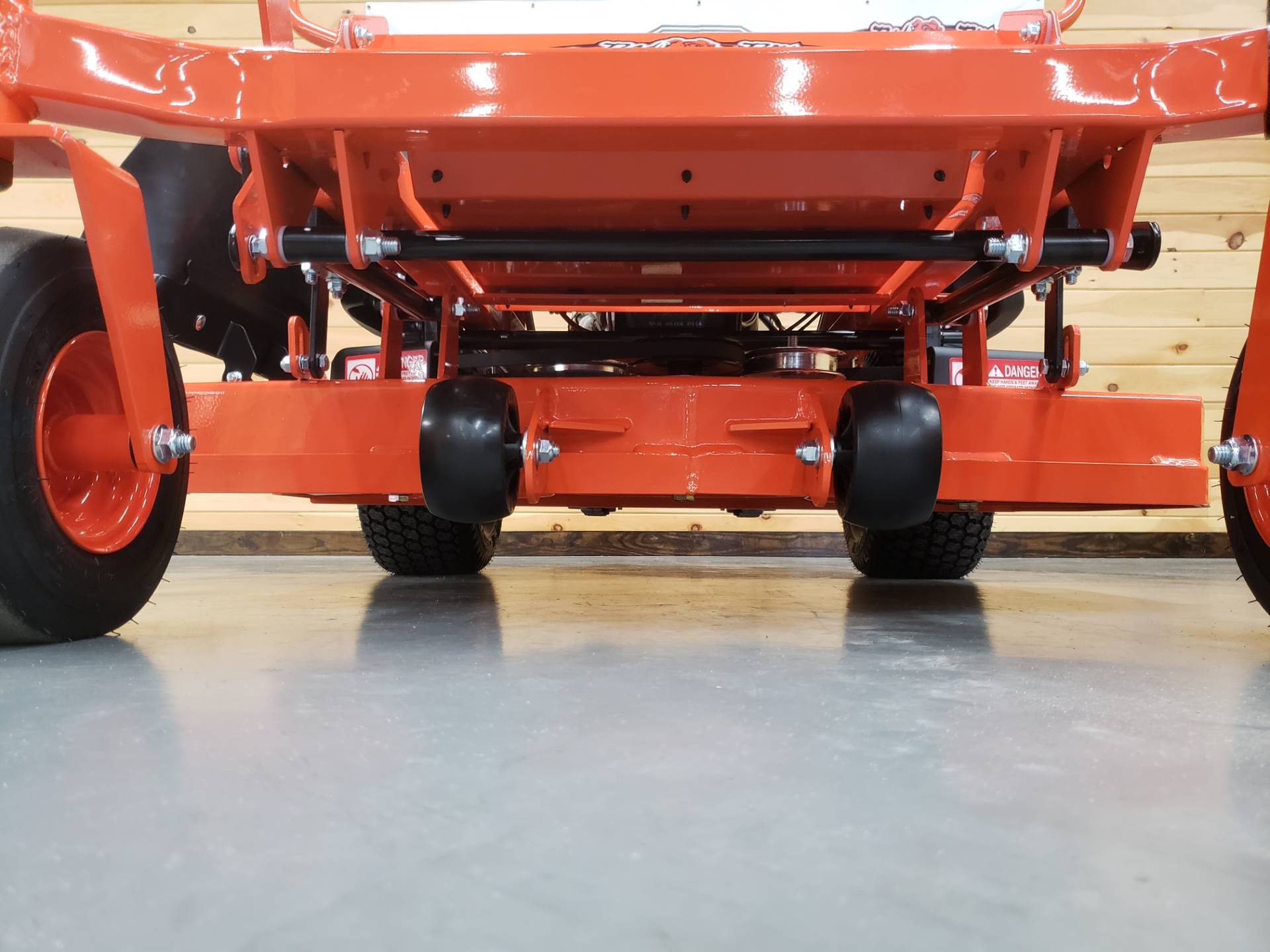 "2019 Bad Boy Mowers MZ 42"" Kohler KT725 in Saucier, Mississippi - Photo 15"