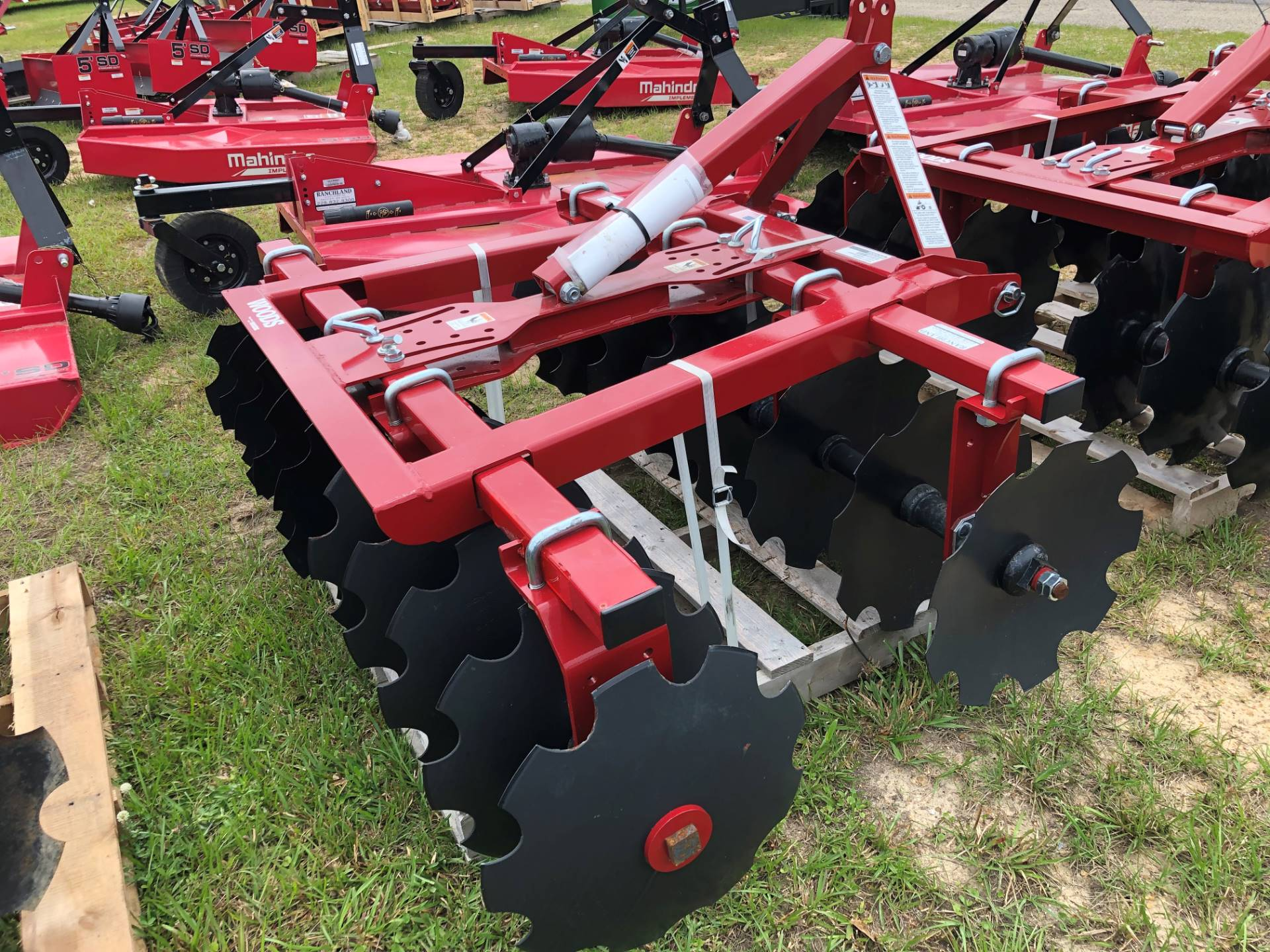 2019 Woods DHS80N 6.5' Disc in Saucier, Mississippi - Photo 5