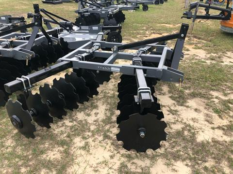 2021 Titan Implement 24x18 Disc - Adjustable in Saucier, Mississippi - Photo 4