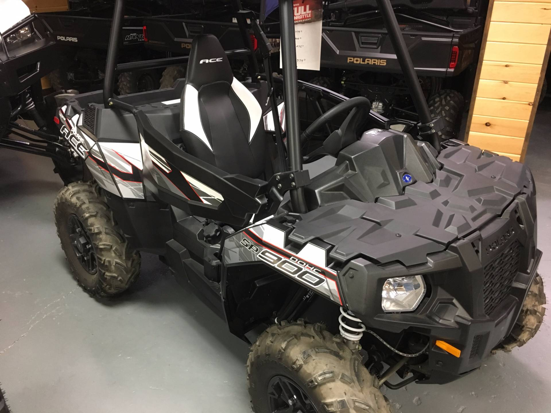 2016 Polaris ACE 900 SP in Saucier, Mississippi