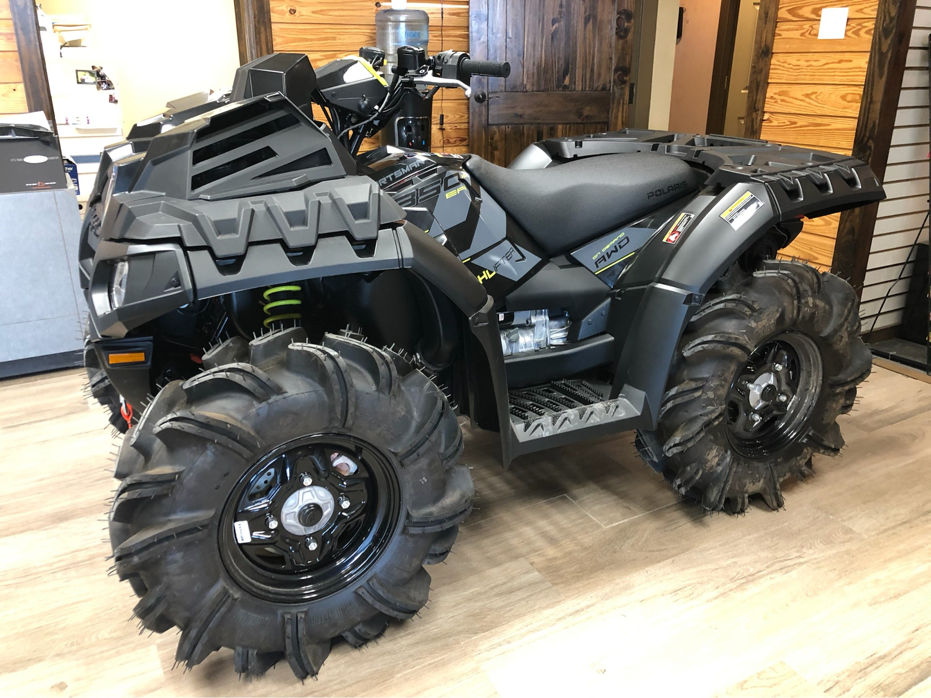 2020 Polaris Sportsman 850 High Lifter Edition in Saucier, Mississippi - Photo 1