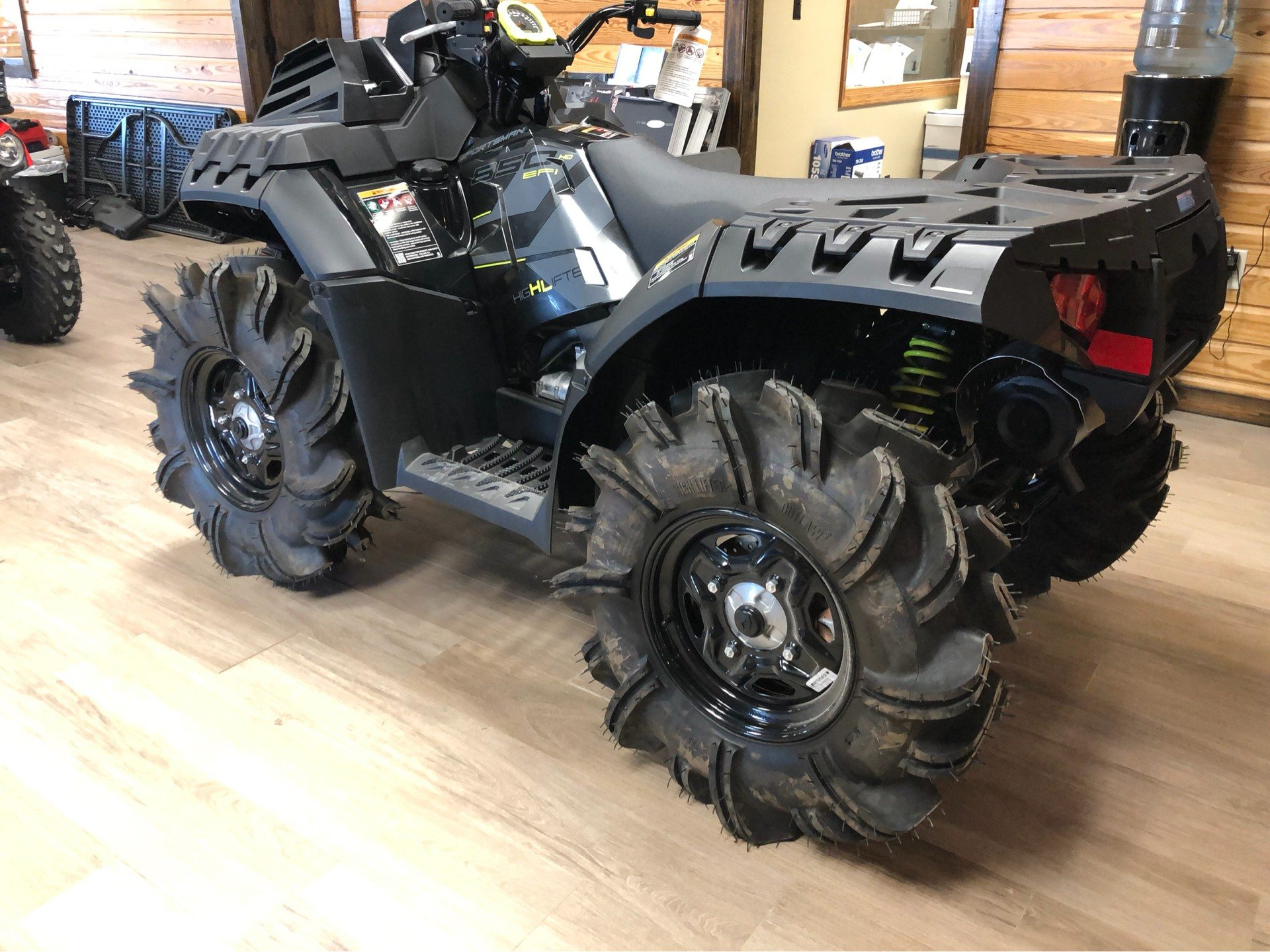 2020 Polaris Sportsman 850 High Lifter Edition in Saucier, Mississippi - Photo 3