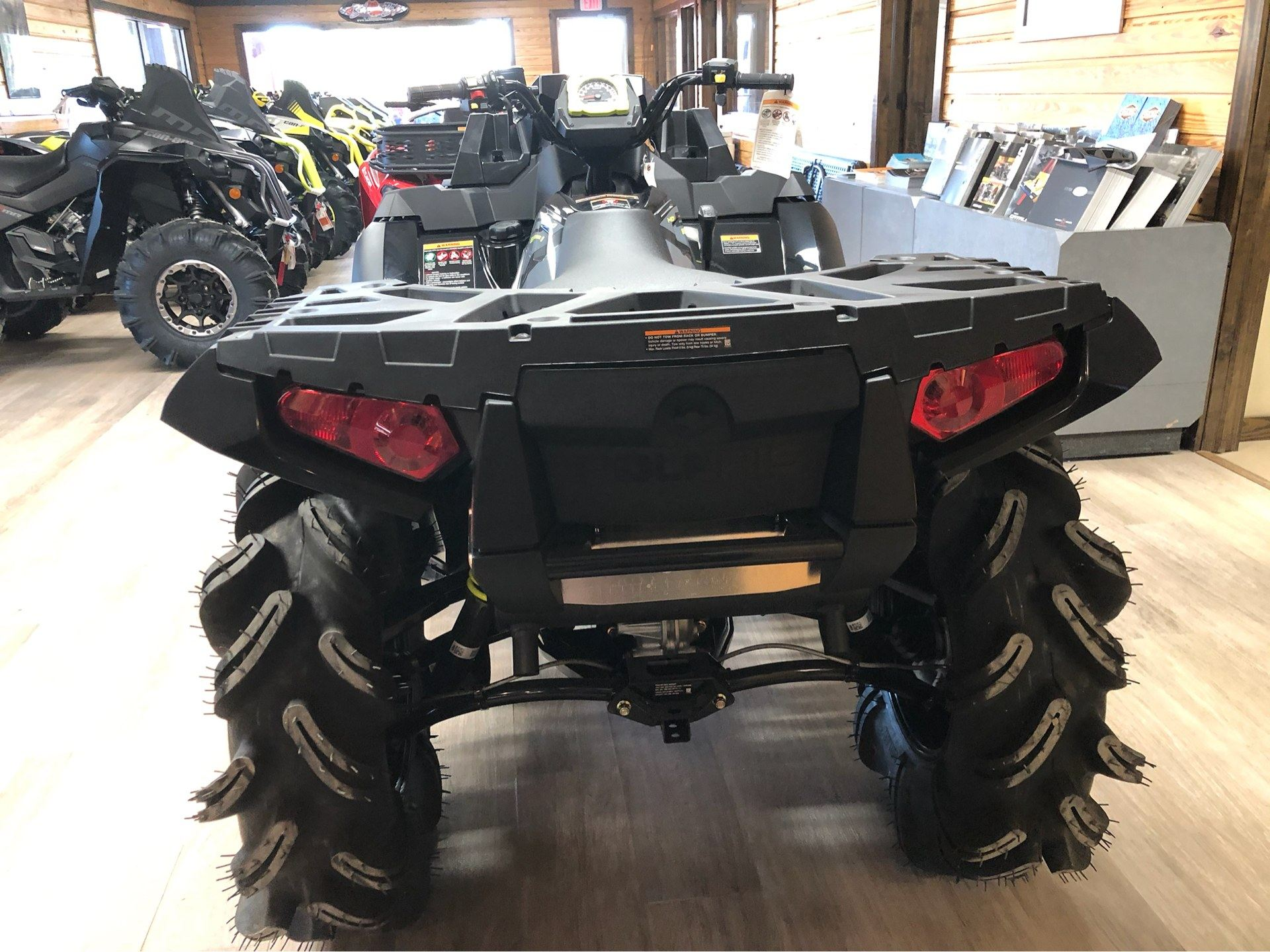 2020 Polaris Sportsman 850 High Lifter Edition in Saucier, Mississippi - Photo 5