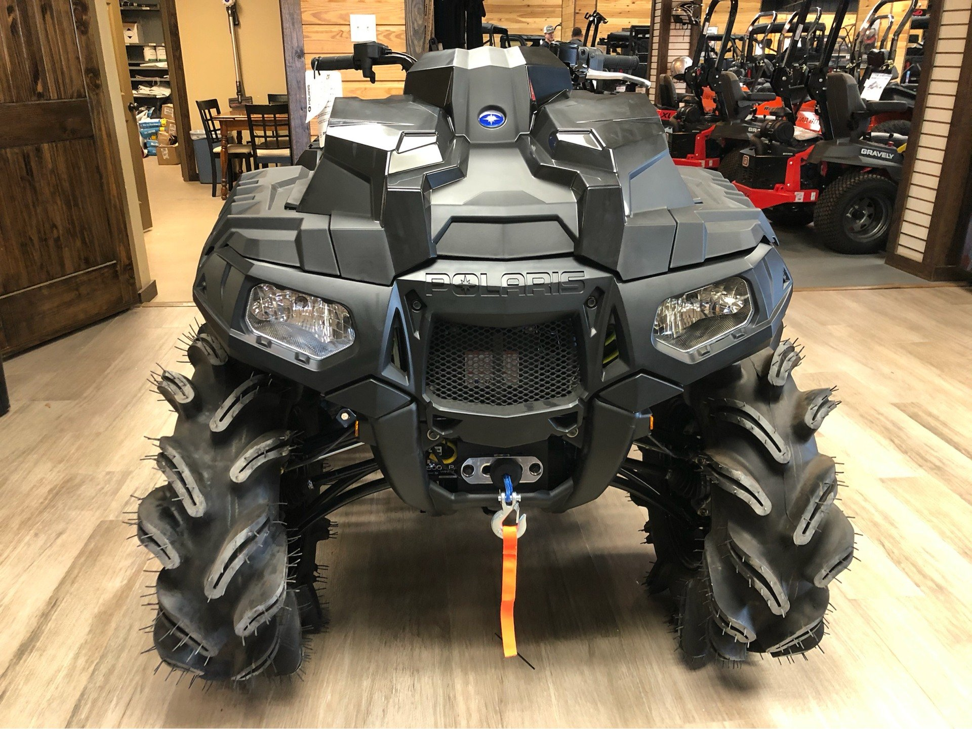 2020 Polaris Sportsman 850 High Lifter Edition in Saucier, Mississippi - Photo 11