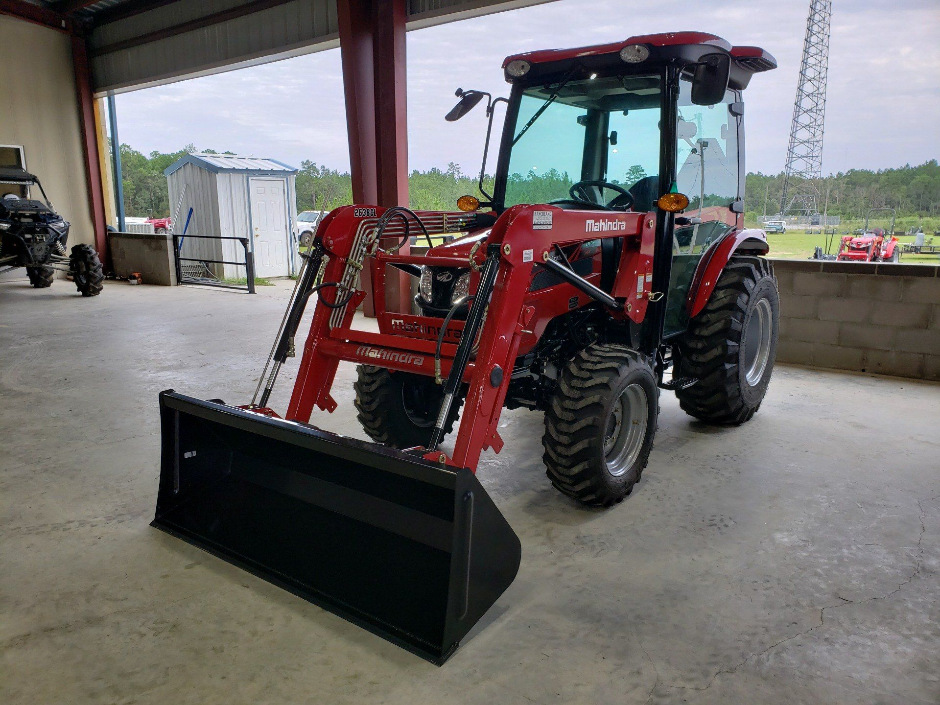 2020 Mahindra 2638 HST Cab in Saucier, Mississippi - Photo 1