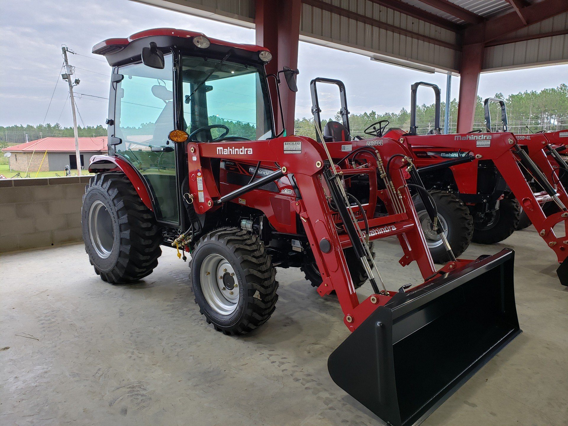 2020 Mahindra 2638 HST Cab in Saucier, Mississippi - Photo 3