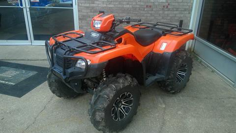 2016 Honda FourTrax Foreman 4x4 in Saucier, Mississippi