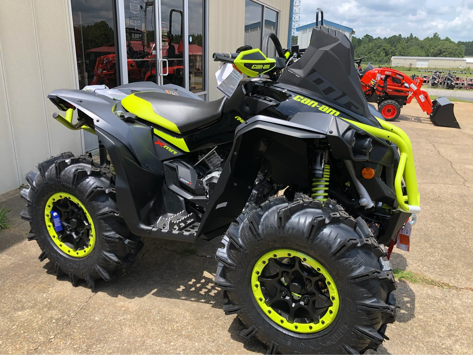 2020 Can-Am Renegade X MR 1000R in Saucier, Mississippi - Photo 4
