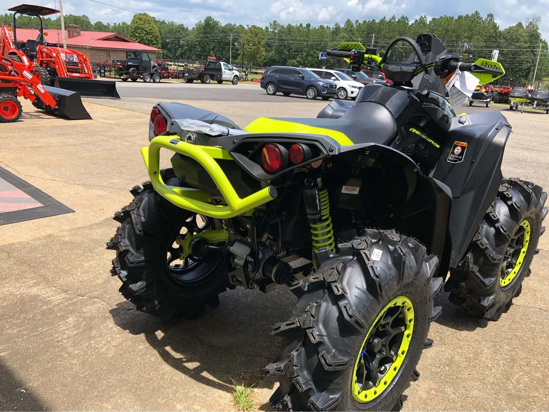 2020 Can-Am Renegade X MR 1000R in Saucier, Mississippi - Photo 5