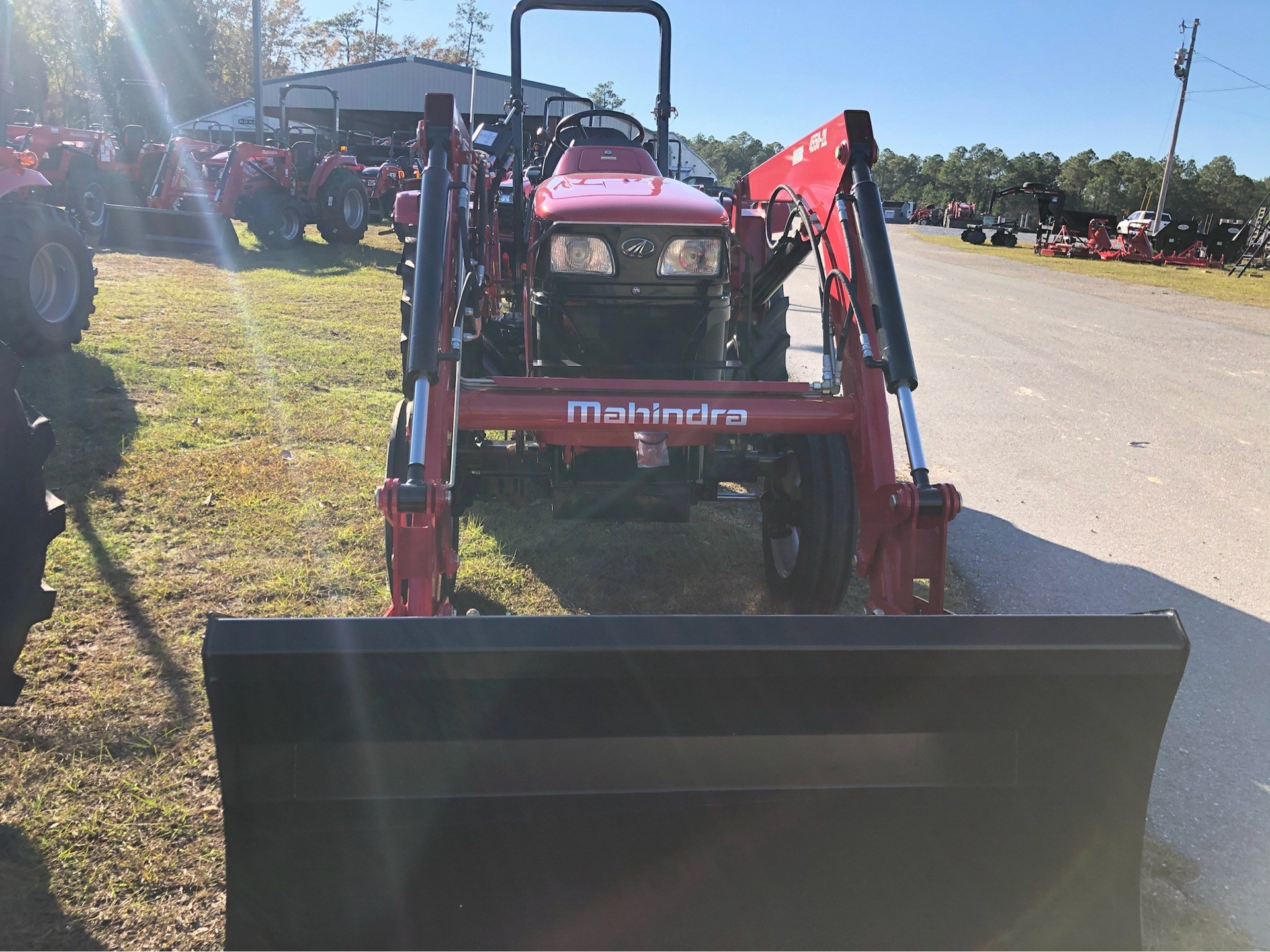 2019 Mahindra 4540 2WD in Saucier, Mississippi - Photo 2