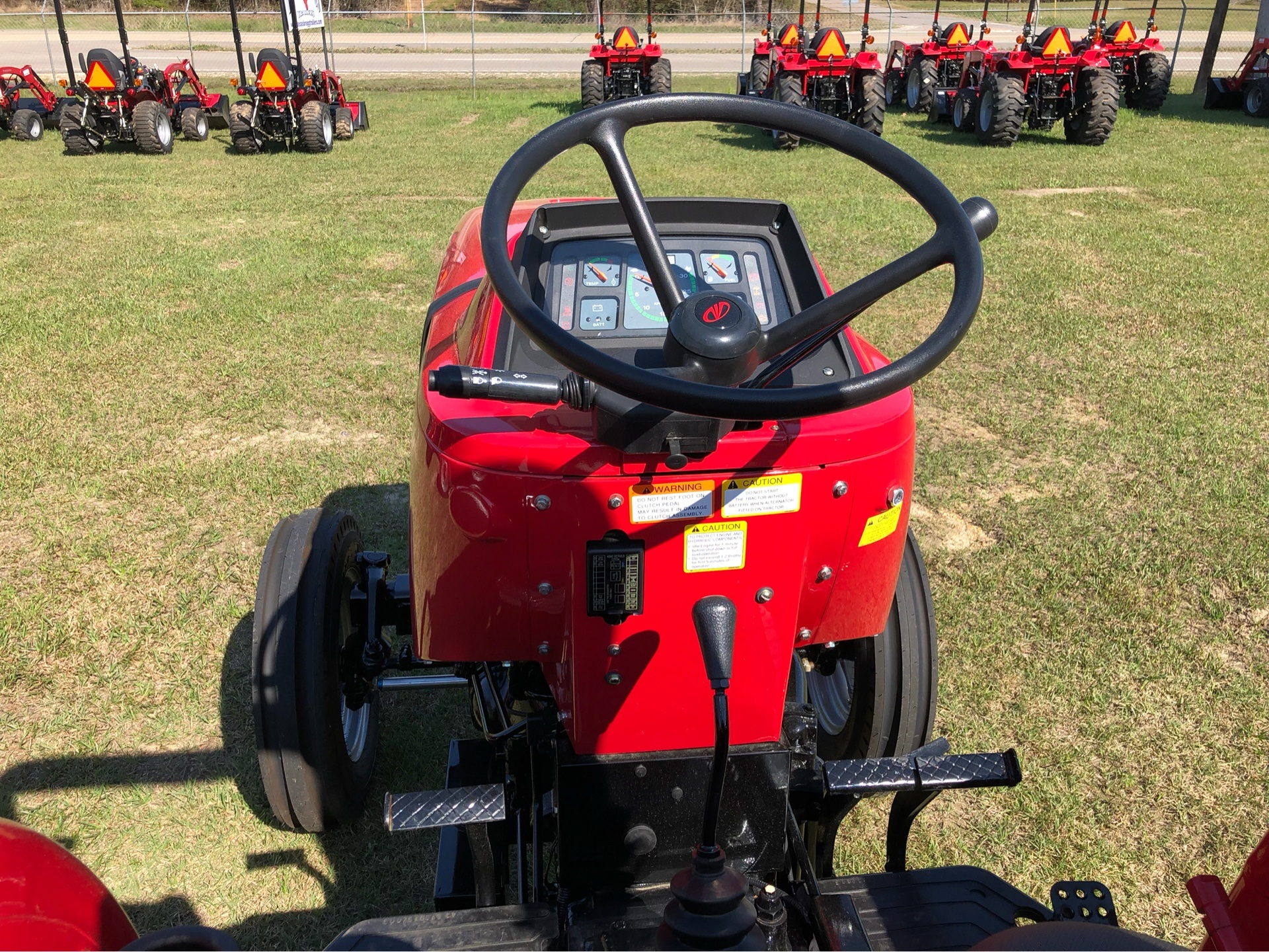 2019 Mahindra 4540 2WD in Saucier, Mississippi - Photo 8