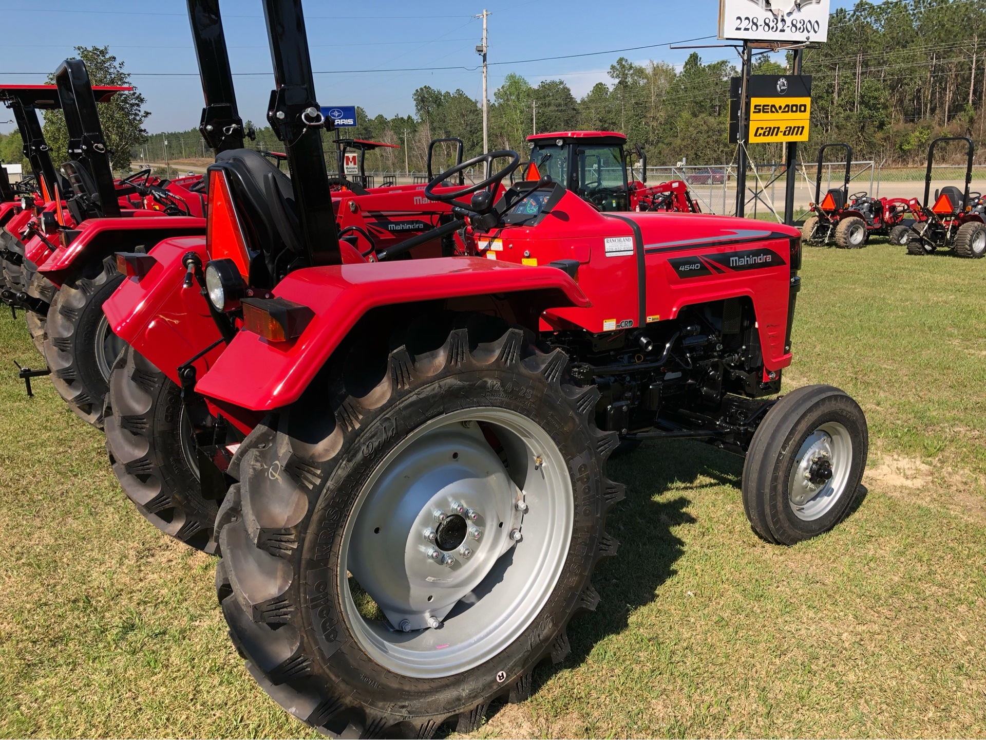 2019 Mahindra 4540 2WD in Saucier, Mississippi - Photo 11