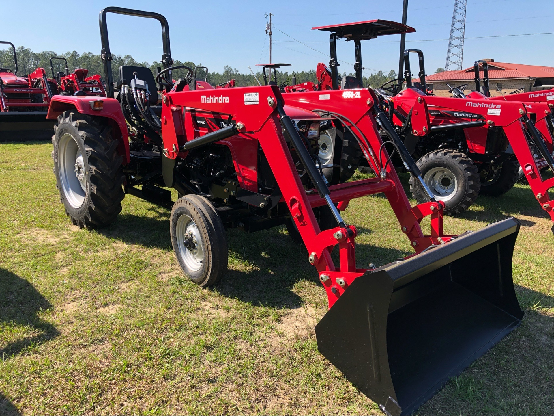 2019 Mahindra 4540 2WD in Saucier, Mississippi