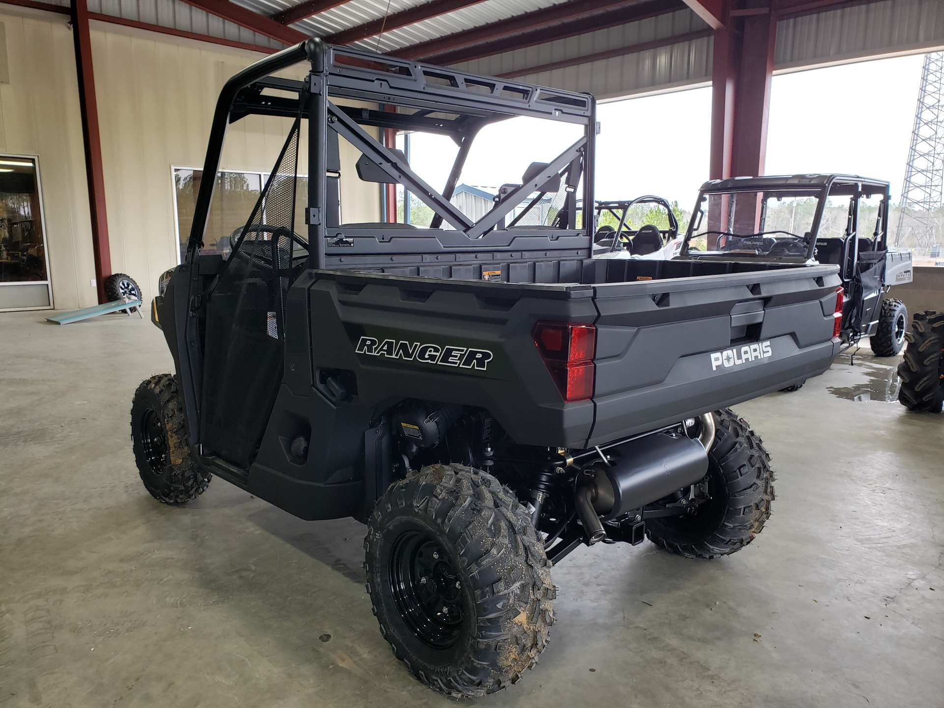 2021 Polaris Ranger 1000 in Saucier, Mississippi - Photo 4