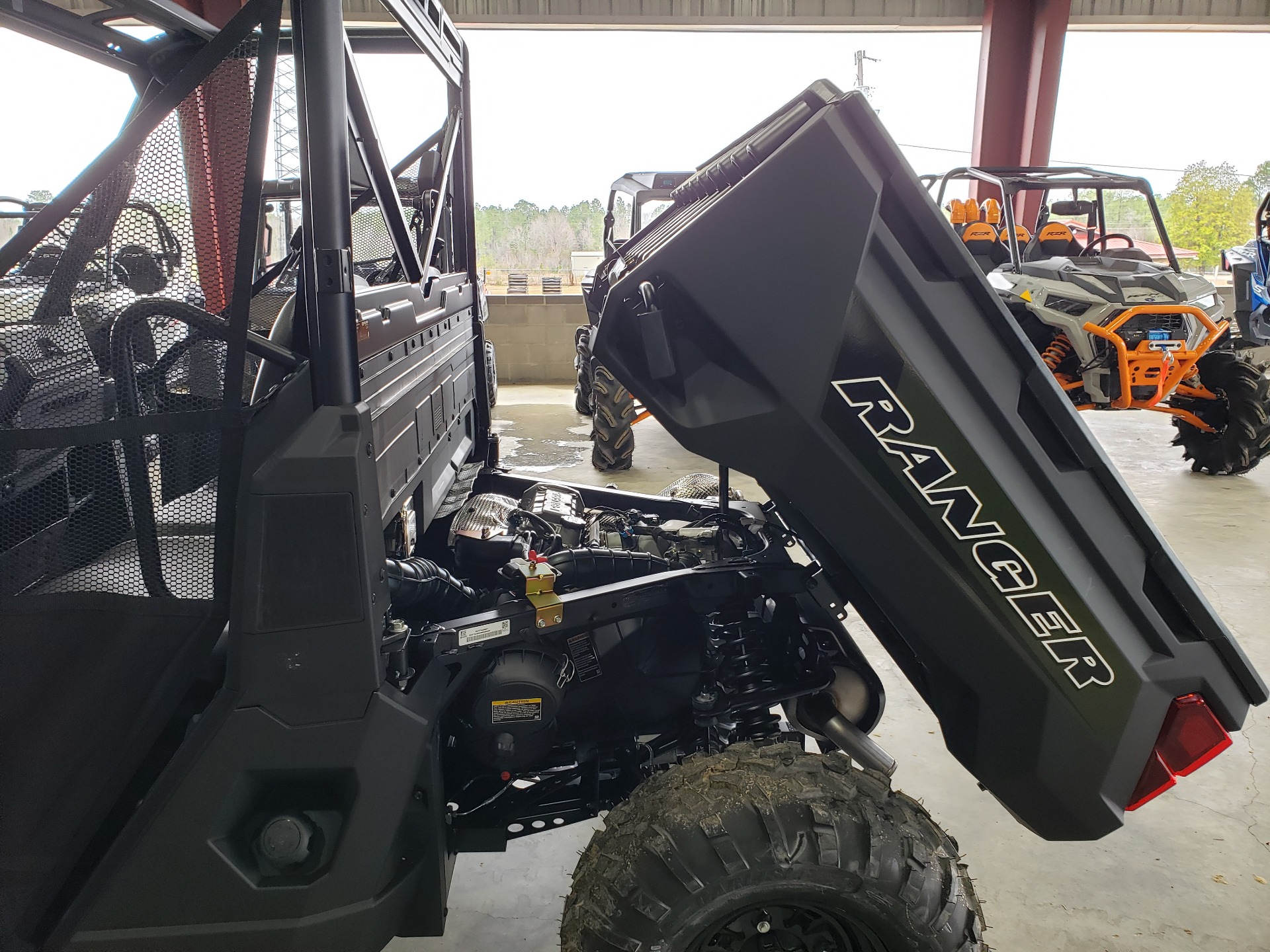 2021 Polaris Ranger 1000 in Saucier, Mississippi - Photo 7