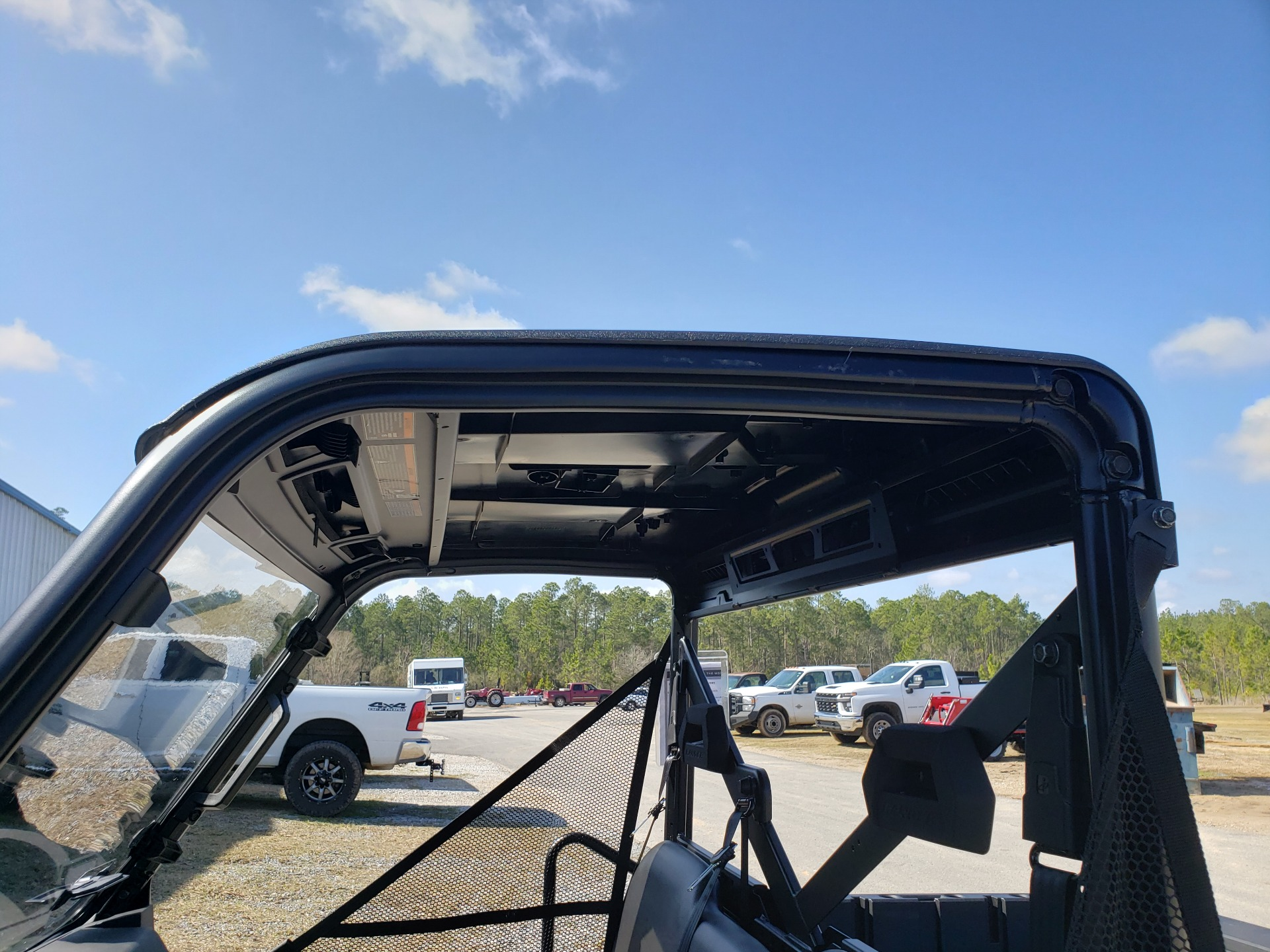 2021 Polaris Ranger 1000 in Saucier, Mississippi - Photo 14
