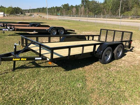 2019 Ranchland Trailers 16' Angle Top, 2' Dove 2' Gate in Saucier, Mississippi