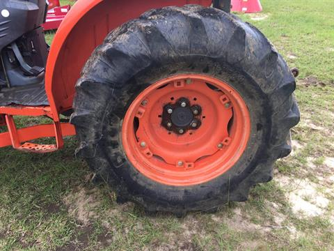 2001 Kubota Kubota L3940 4wd with Loader in Saucier, Mississippi