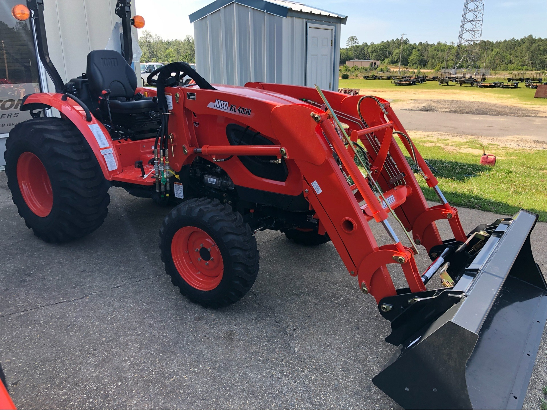 2019 KIOTI CK3510 HST in Saucier, Mississippi - Photo 4