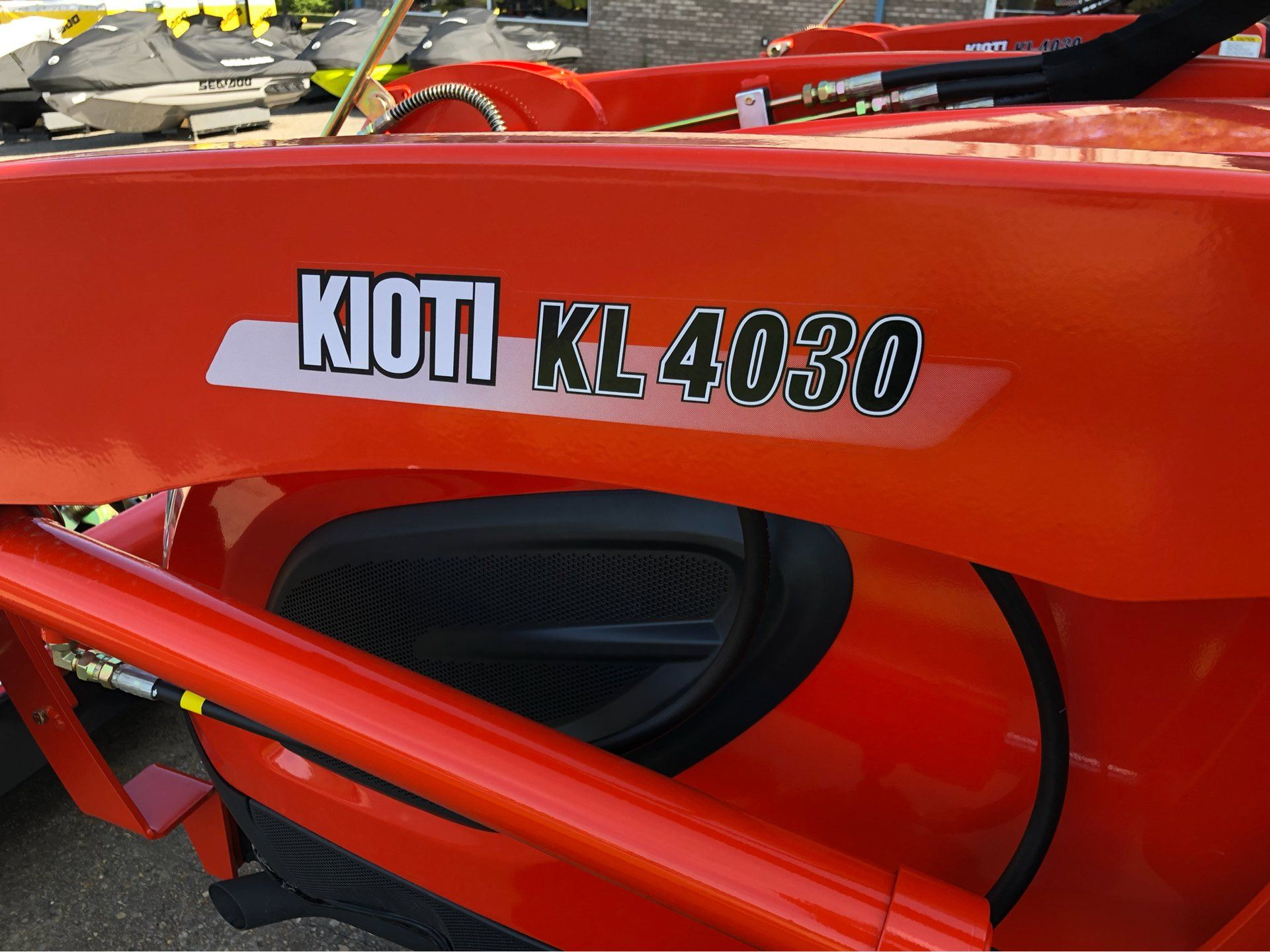 2019 KIOTI CK3510 HST in Saucier, Mississippi - Photo 11