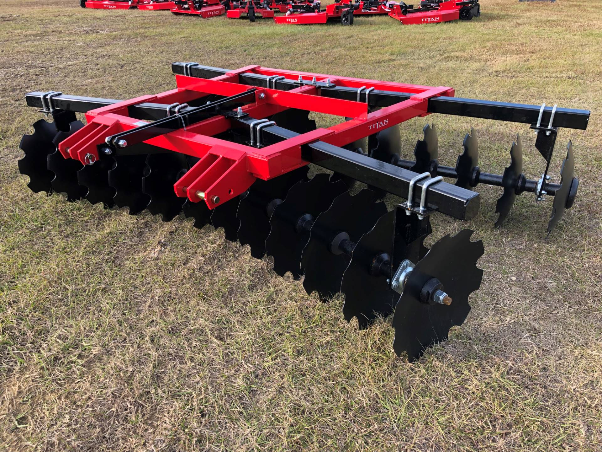 2019 Titan Implement 24x20 HD Disc -Adjustable in Saucier, Mississippi - Photo 1