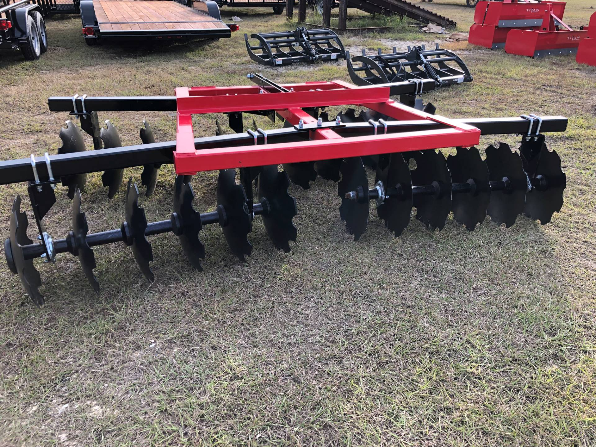2019 Titan Implement 24x20 HD Disc -Adjustable in Saucier, Mississippi