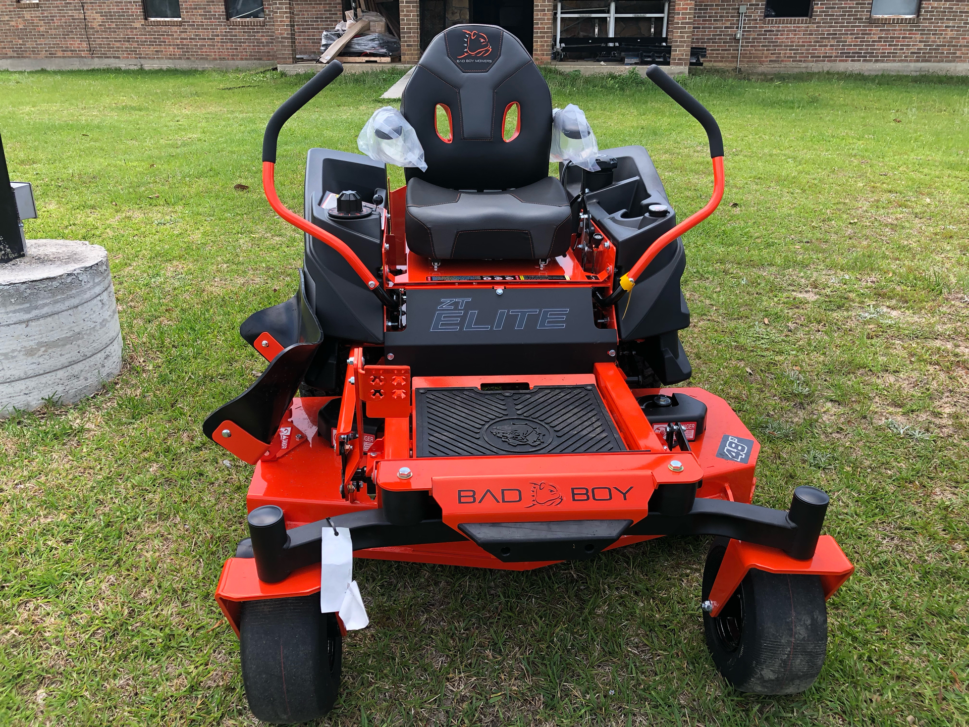 2021 Bad Boy Mowers ZT Elite 48 in. Kohler 7000 725 cc in Saucier, Mississippi - Photo 2