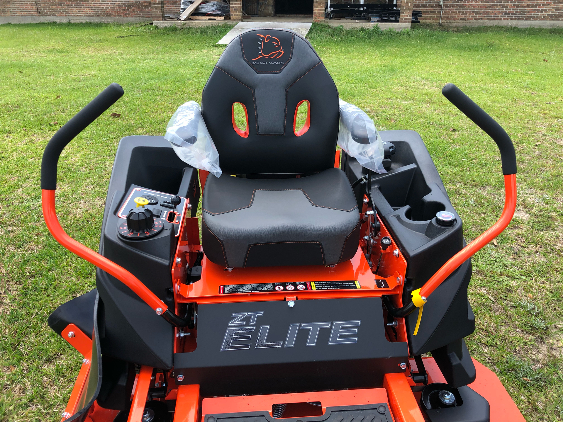 2021 Bad Boy Mowers ZT Elite 48 in. Kohler 7000 725 cc in Saucier, Mississippi - Photo 3