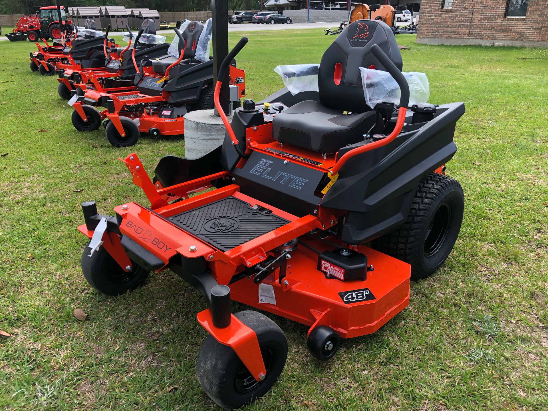 2021 Bad Boy Mowers ZT Elite 48 in. Kohler 7000 725 cc in Saucier, Mississippi - Photo 5