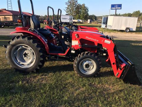 2017 Mahindra 1526 4WD HST in Saucier, Mississippi