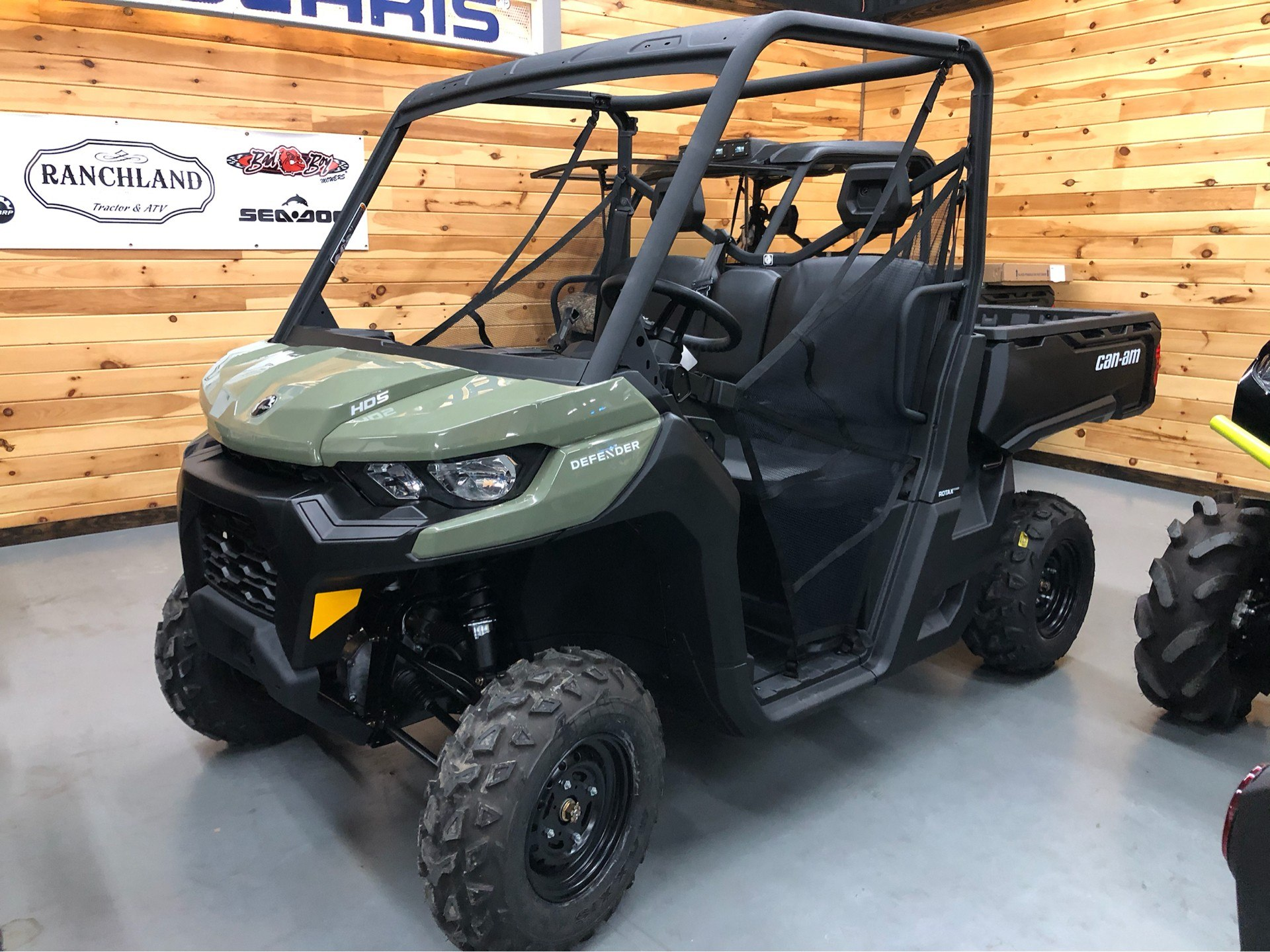2020 Can-Am Defender HD5 in Saucier, Mississippi - Photo 1