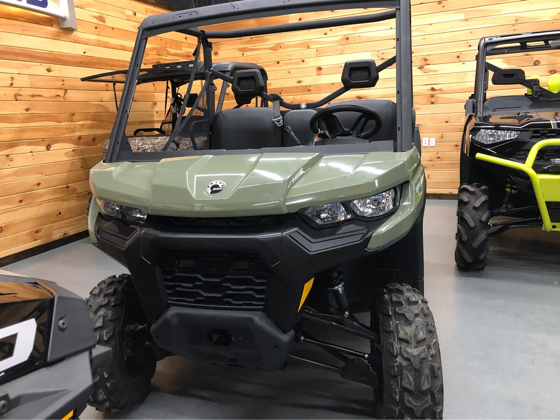 2020 Can-Am Defender HD5 in Saucier, Mississippi - Photo 3