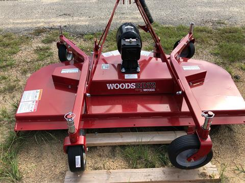 2019 Woods RD72V Finish Mower in Saucier, Mississippi - Photo 1