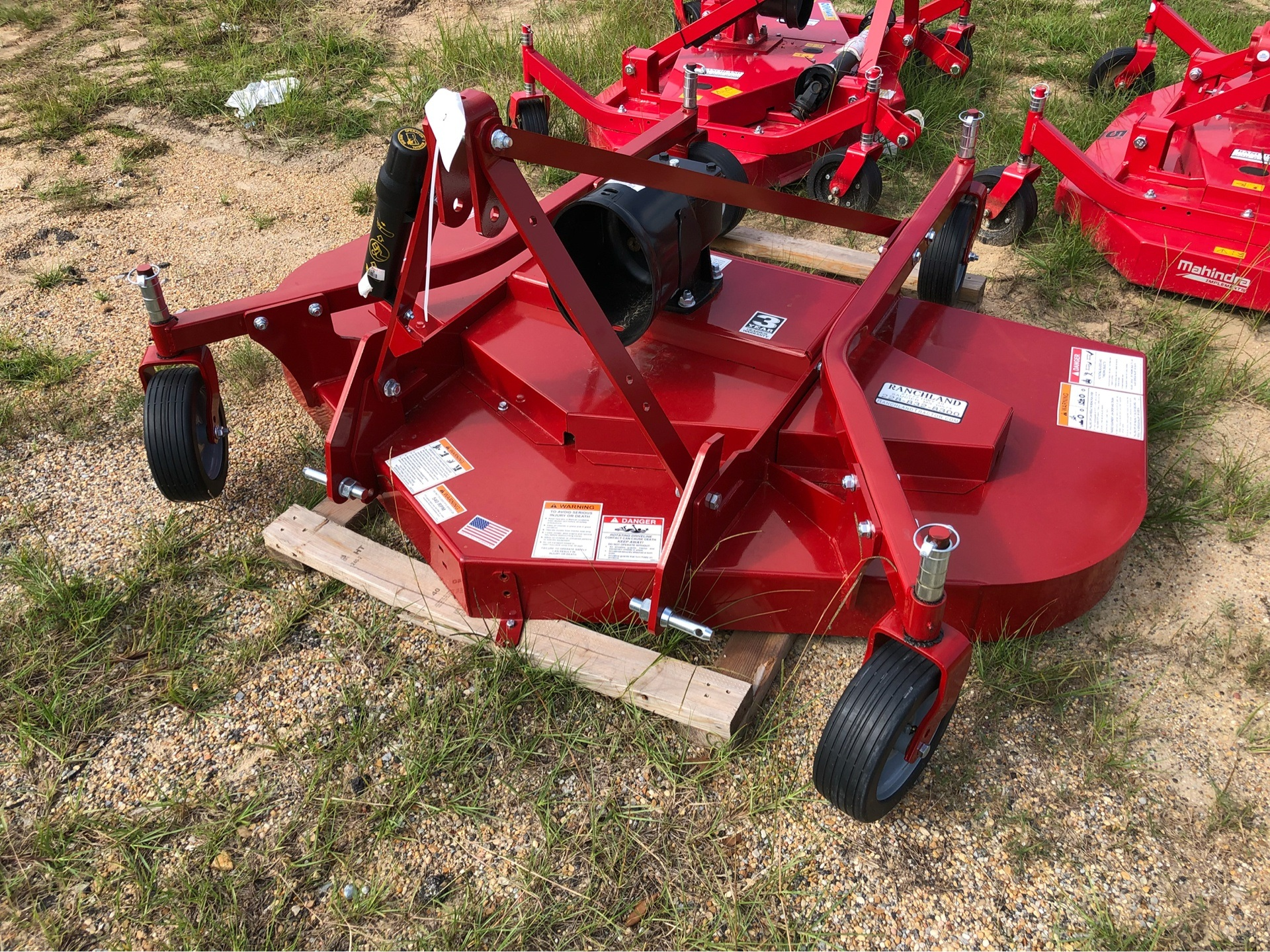 2019 Woods RD72V Finish Mower in Saucier, Mississippi - Photo 4