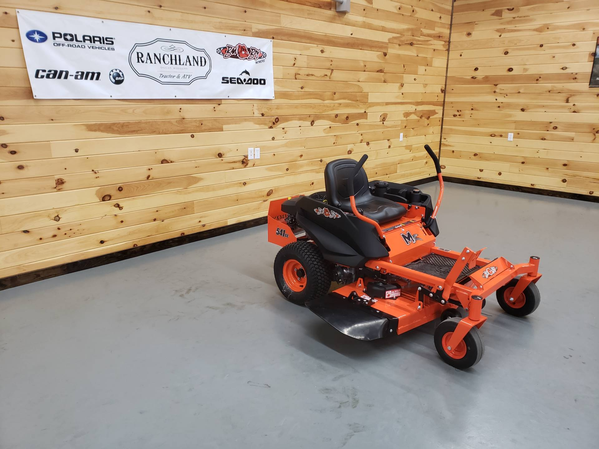 "2019 Bad Boy Mowers MZ 42"" with 19hp Kohler in Saucier, Mississippi - Photo 1"