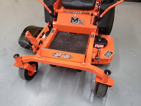 "2019 Bad Boy Mowers MZ 42"" with 19hp Kohler in Saucier, Mississippi - Photo 6"