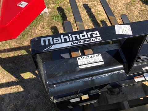 2019 Mahindra Pallet Forks 2,300 lbs Capacity in Saucier, Mississippi