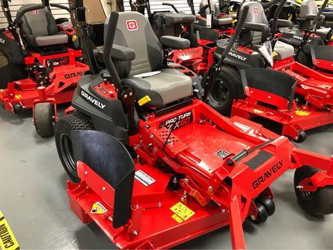 2019 Gravely USA Pro-Turn ZX 60 in Saucier, Mississippi - Photo 1