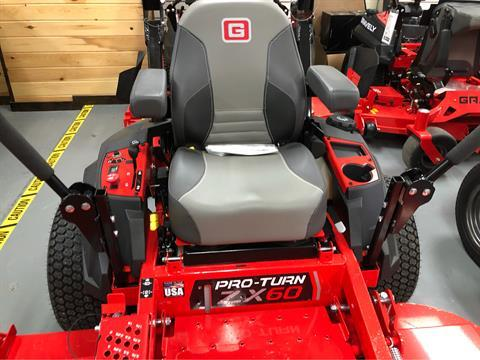 2019 Gravely USA Pro-Turn ZX 60 in Saucier, Mississippi - Photo 3