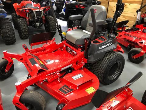 2019 Gravely USA Pro-Turn ZX 60 in Saucier, Mississippi - Photo 4