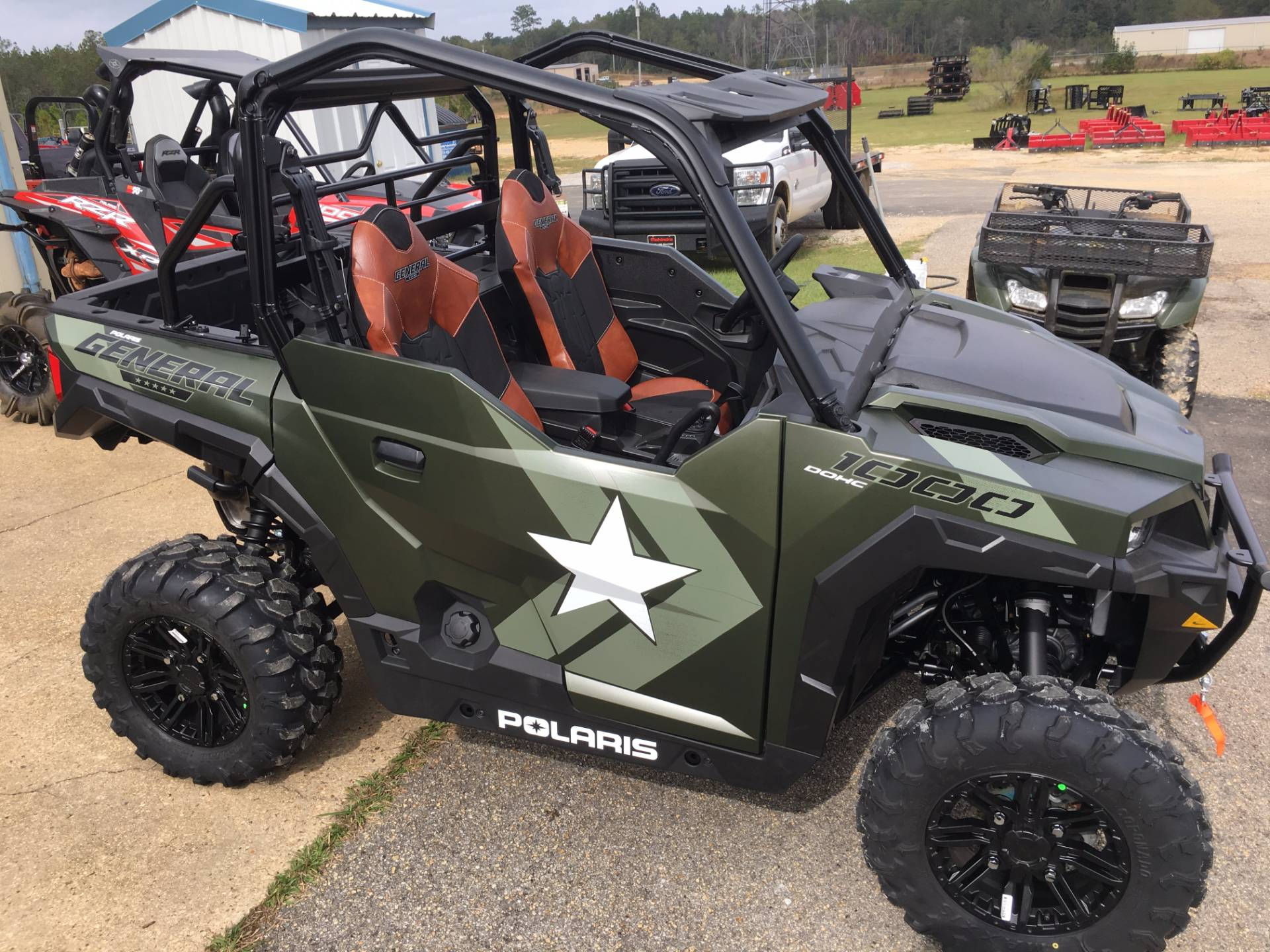 2018 Polaris General 1000 EPS LE in Saucier, Mississippi