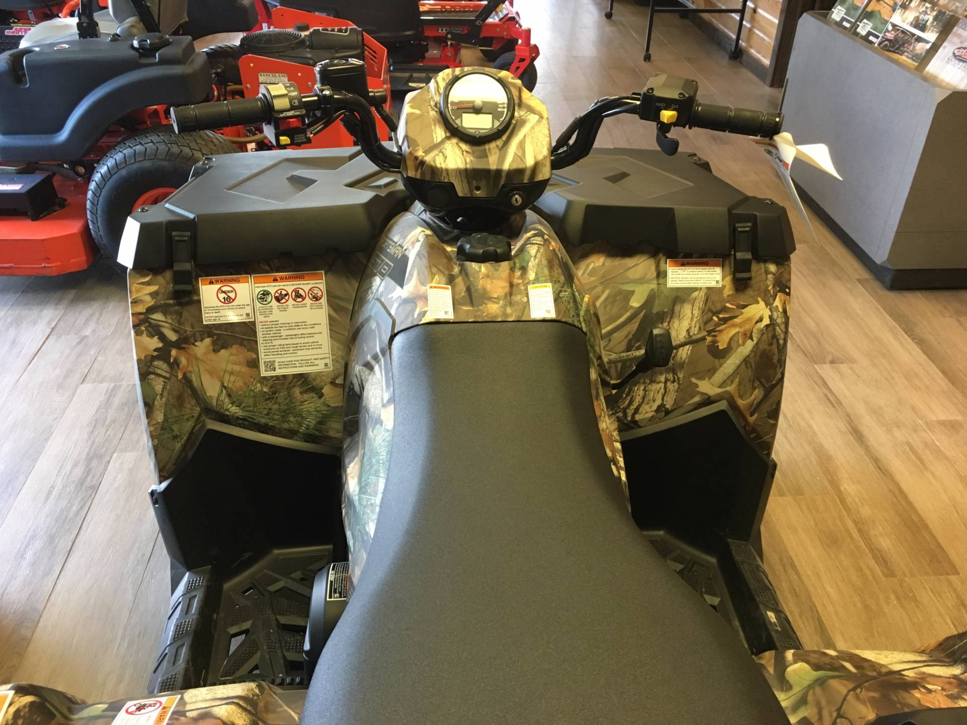 2017 Polaris Sportsman 570 Camo in Saucier, Mississippi