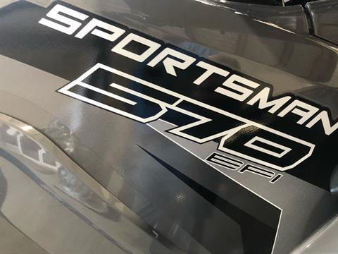 2020 Polaris Sportsman 570 Utility Package in Saucier, Mississippi - Photo 4